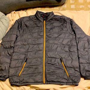 Point Zero UltraLight Outerwear Down Like Men's Jacket